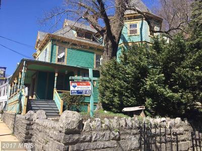 Port Deposit Single Family Home For Sale: 42 Main Street