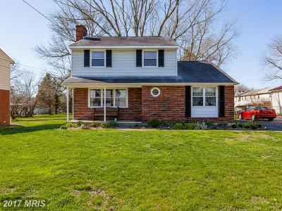 Perryville Single Family Home For Sale: 626 Cole Street