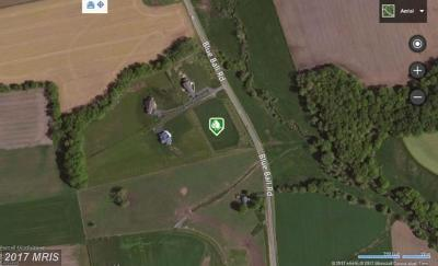 Residential Lots & Land For Sale: Blue Ball Road