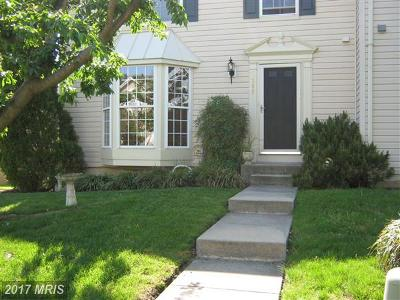 Perryville Townhouse For Sale: 309 Roundhouse Drive