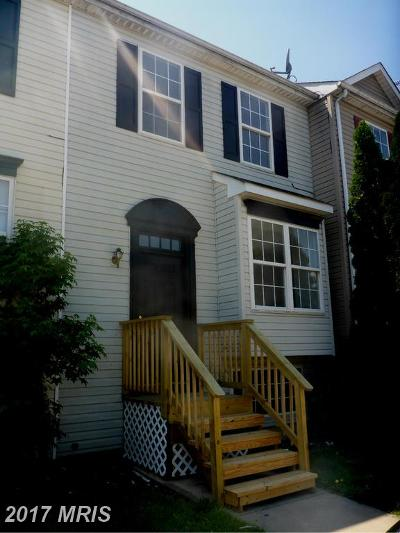 Elkton Townhouse For Sale: 116 Mike Court