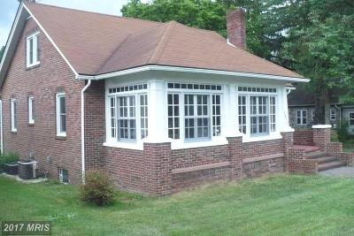 Perryville, Port Deposit Single Family Home For Sale: 1454 Perryville Road