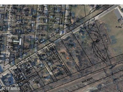 Perryville Residential Lots & Land For Sale: Broad Street