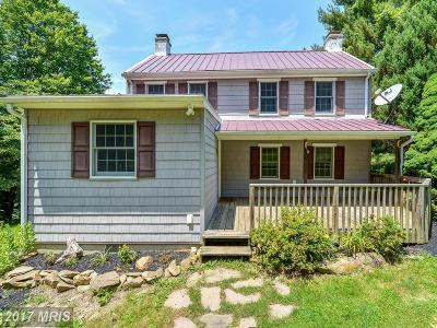 Single Family Home For Sale: 72 Walnut Grove Road