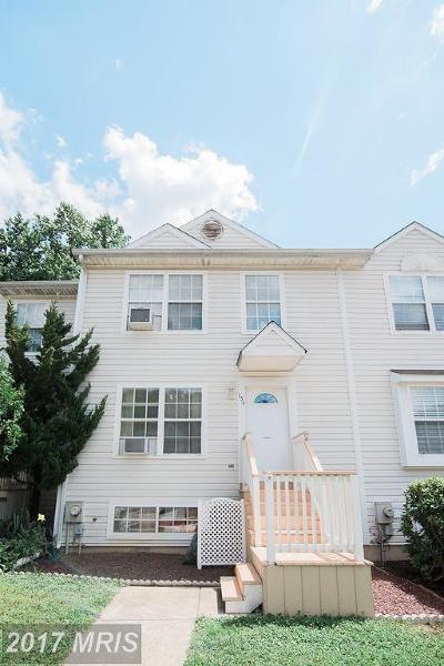 North East Townhouse For Sale: 154 Mahogany Drive