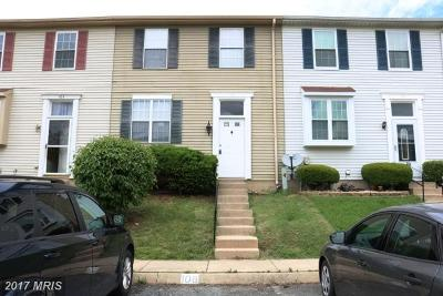 Perryville Townhouse For Sale: 110 Starboard Court