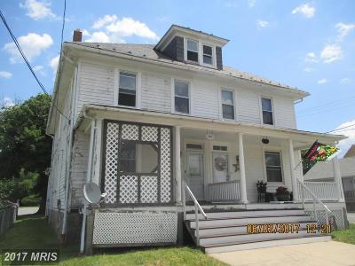 Perryville Townhouse For Sale: 604 Susquehana Avenue