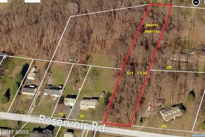Perryville Residential Lots & Land For Sale: Reservoir Road