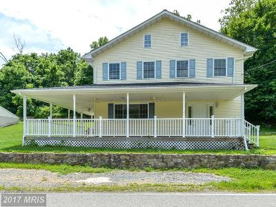 Cecil, Cecil County Single Family Home For Sale: 55 Little Elk Creek Road