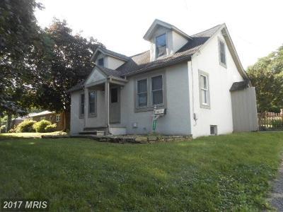 Rising Sun Single Family Home For Sale: 1964 Conowingo Road