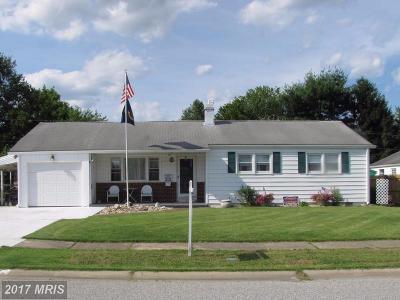 Elkton Single Family Home For Sale: 24 Walter Boulden Street