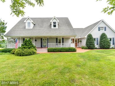 Rising Sun Single Family Home For Sale: 75 Slicers Mill Road