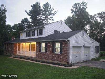 Elkton Single Family Home For Sale: 106 Parkway
