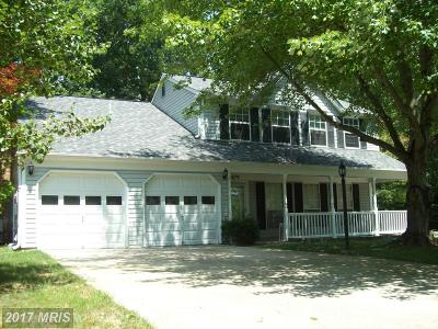 Waldorf Single Family Home For Sale: 3679 Red Bud Court