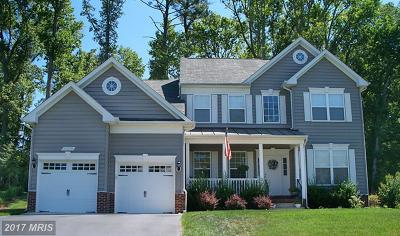 Hughesville Single Family Home For Sale: 13614 Rumsey Place