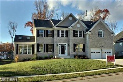 White Plains Single Family Home For Sale: 3317 Baron