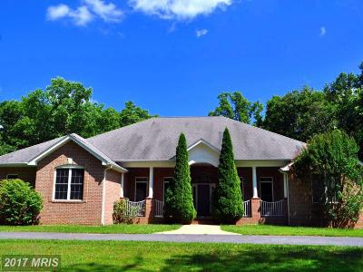 La Plata Single Family Home For Sale: 8290 Hudson Drive