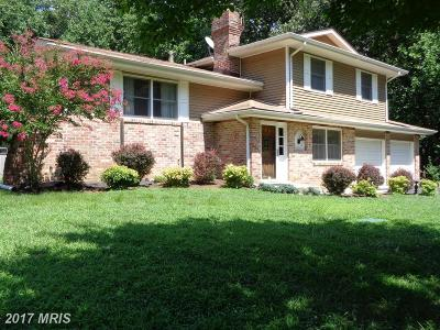 Port Tobacco Single Family Home For Sale: 7780 Simms Landing Road