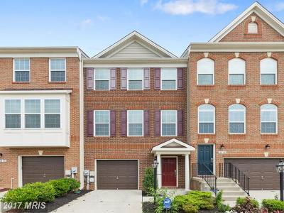 Waldorf Townhouse For Sale: 11844 Sunset Ridge Place