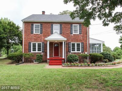 Waldorf Single Family Home For Sale: 5050 Leonardtown Road