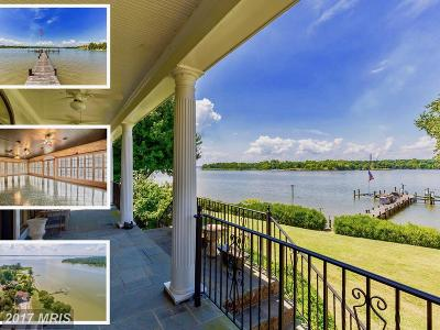 Charles Single Family Home For Sale: 13885 Lloyd Point Farm Road