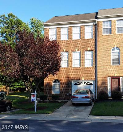 White Plains Townhouse For Sale: 8057 Bloomsbury Place