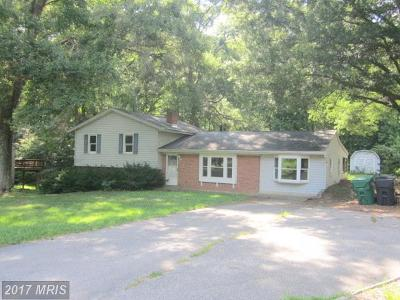 White Plains Single Family Home For Sale: 9860 Wellhouse Drive