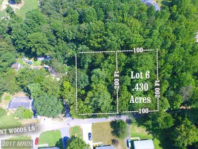 Hughesville Residential Lots & Land For Sale: 6510 Patuxent Woods Lane