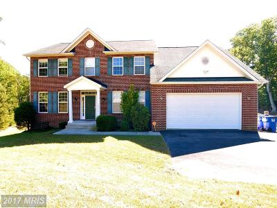 Hughesville Single Family Home For Sale: 16470 Peak Run Place