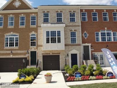 White Plains Townhouse For Sale: 5403 Spotswood Place