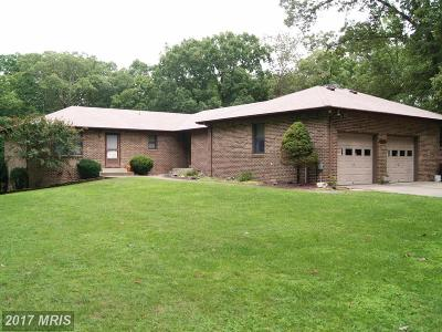 Waldorf Single Family Home For Sale: 14411 Poplar Hill Road