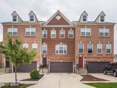 Waldorf Townhouse For Sale: 4954 Olympia Place