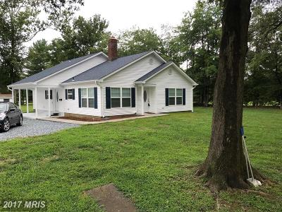 Charles Single Family Home For Sale: 11540 Acton Lane
