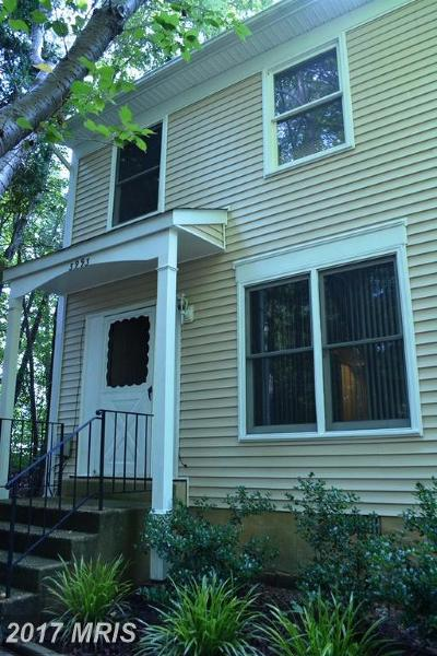 Waldorf Townhouse For Sale: 3993 Wintergreen Place