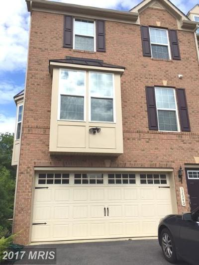 Waldorf Townhouse For Sale: 12340 Echo Hill Place