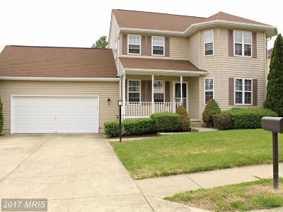 Waldorf Single Family Home For Sale: 10646 Ashford Circle