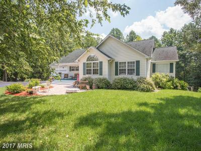 Hughesville Single Family Home For Sale: 16705 Persica Lane