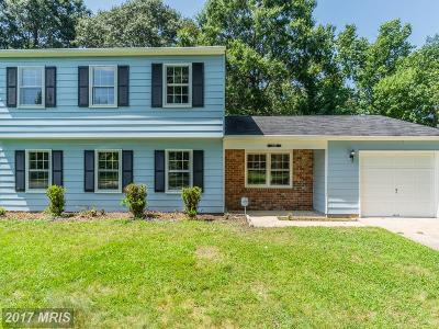 Waldorf Single Family Home For Sale: 2110 Duchy Court