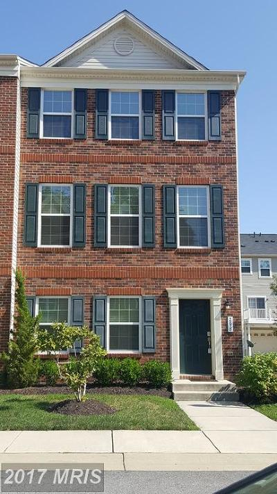 Bryans Road Townhouse For Sale: 2878 Cameo Place