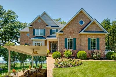 Charles Single Family Home For Sale: 12605 Potomac View Drive