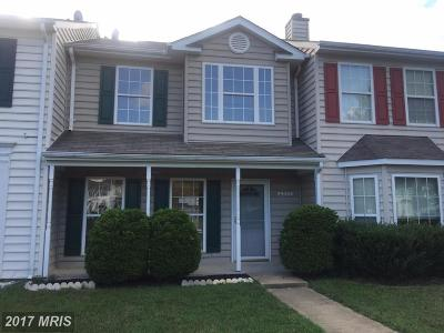 Waldorf Townhouse For Sale: 2507 Fernwood Court
