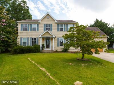 Waldorf Single Family Home For Sale: 10563 Halbert Court