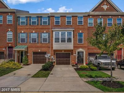 Waldorf Townhouse For Sale: 11812 Sunset Ridge Place