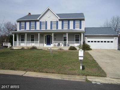 Waldorf Single Family Home For Sale: 10564 Halbert Court