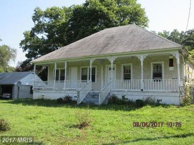 Charles Single Family Home For Sale: 4590 Bicknell Road