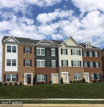 Waldorf Townhouse For Sale: 9809 Ushers Place