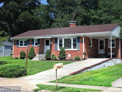 Indian Head Single Family Home For Sale: 5 Jenkins Drive