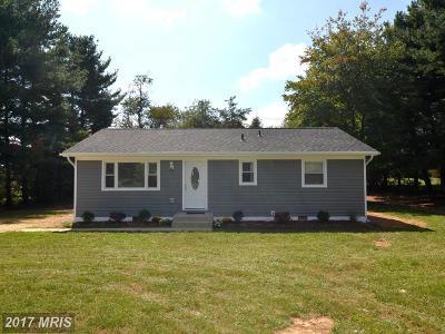 Hughesville Single Family Home For Sale: 12775 Grosstown Road