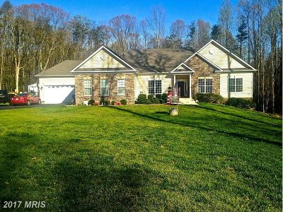 Hughesville Single Family Home For Sale: 6314 Mairfield Court