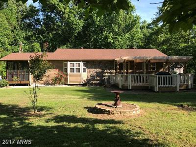 Calvert, Charles, Saint Marys Single Family Home For Sale: 7435 Port Tobacco Road